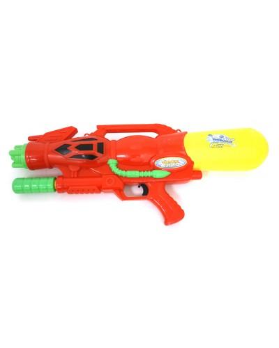 Водный пистолет A-149 с насосом, в пакете 55см