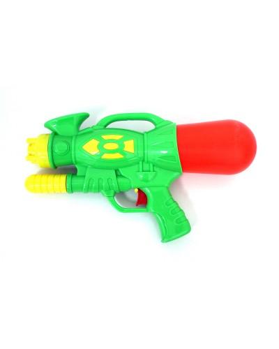 Водный пистолет LD-797A с насосом, 2 цвета, в пакете 33*18*8см