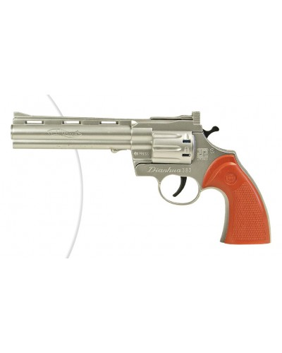 Пистолет под пистоны F4 в пакете 30*15*4см