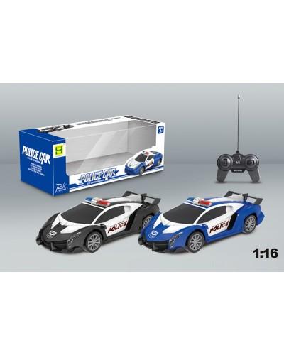 Машина батар р/у SH091-27  2 цвета, в кор 32*13*11,5см