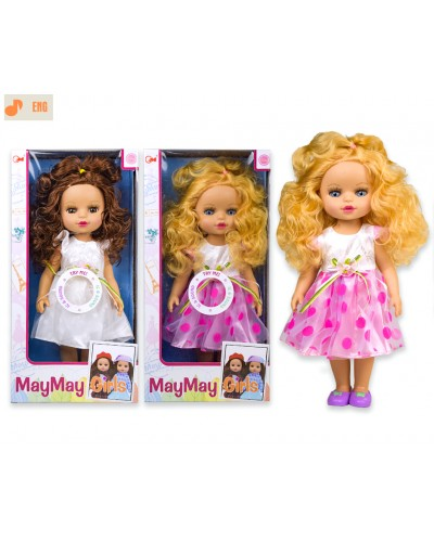 Кукла 219-X 2 вида, в кор. 38*9*19см