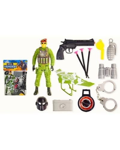Военный набор 88672 в пакете 35*15см