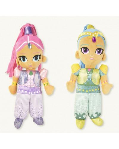 "Кукла мягкая""SS""CEL-196  2 вида, в пакете 53*41см, кукла - 30 см"