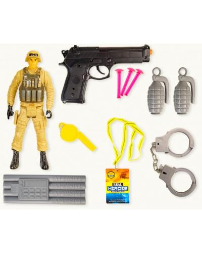 Военный набор 88666 в пакете 35*15см