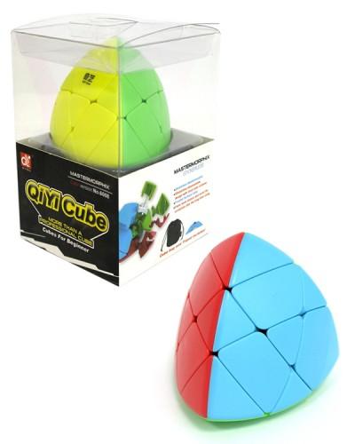Кубик логика 6008 треугольный, в коробке 8,5*8,5*13см