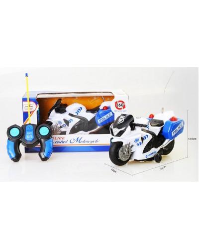 Мотоцикл р/у батар 8818-2 в кор 24*11*13,5см