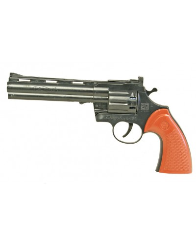 Пистолет под пистоны F1 в пакете 30*15*4см