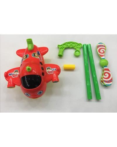 Каталочка вертолетик 9904  в пакете 25*37см