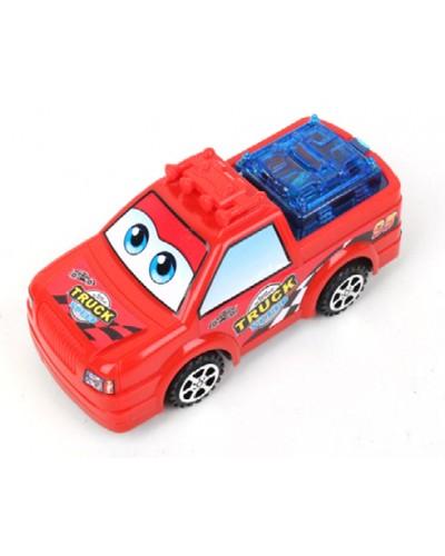 Заводная игрушка 855-17 машина, 21,5*9,5*9см