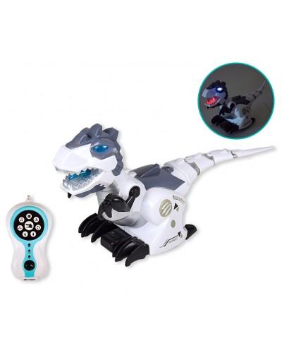 Динозавр р/у 128A-21 свет, звук, в коробке 38*15*23см