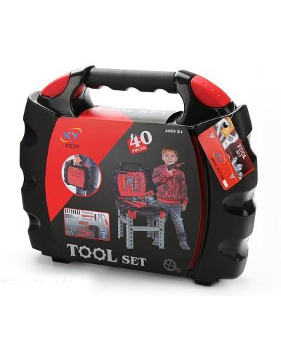 Набор инструментов KY1068-151 40 предметов, в чемодане 57*38*35см