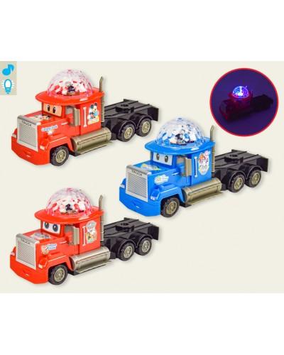 Муз.машина 6889-108/9/10 батар., ездит, свет, звук, 3 вида, в кор. 25*10*13см