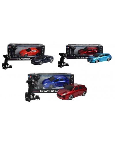 Машина батар. р/у 818-888/999 3 вида, 2 цвета, в коробке 18*40*18см