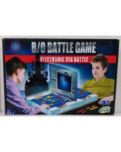 """Настольная игра """"Морской бой"""" G60332 в коробке 42*5.3*28.2см"""