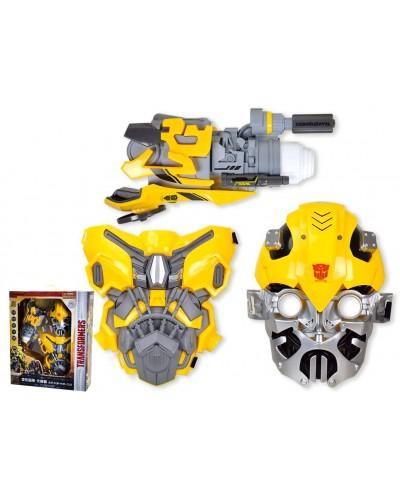 Игровой набор TF3114 Бамблби маска, жилет, оружие, в кор. 51,5*16*62,5см