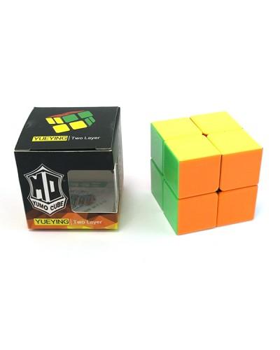 Кубик логика 379005-A  2*2 см, в коробке 5*5*5 см
