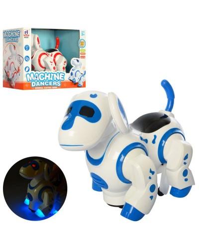 Интерактивное животное 8203 Собака, свет, звук, движение, в коробке 25*15*23см