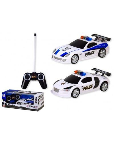 Машина р/у батар 600A-9/10 2 вида, свет, звук, в коробке 25,7*9,9см