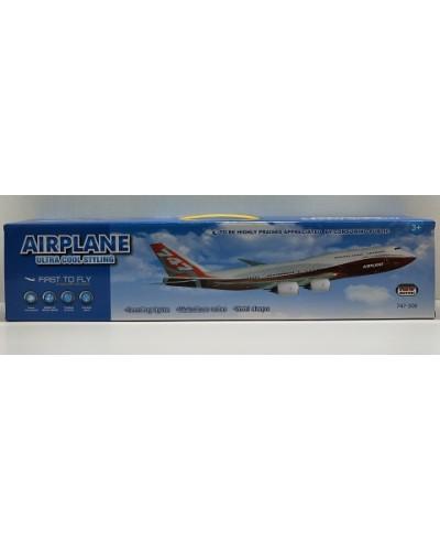Самолет батар. A330-100 свет, звук, в коробке 69*16*10см