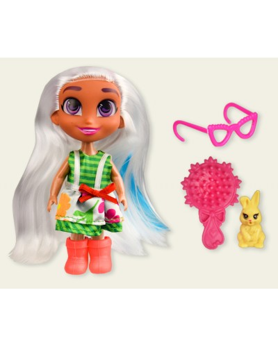 """Кукла """"H"""" DH2212F-3  1 вид, с аксессуарами, в кор.17*8,5*20,5см"""