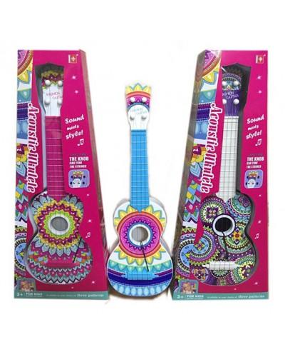 Гитара 200C12 3 цвета, в коробке