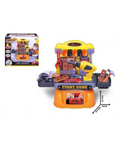 Набор инструментов  36778-103  37 элементов, 46*38,5*20,4 см, в коробке