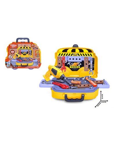 Набор инструментов 36778-145  26 элементов, 40,6*28,4*26,6 см, в чемоданчике
