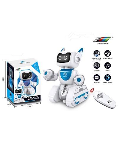 "Робот аккум. р/у K11 свет, звук, функция ""Touch"", в коробке 16,2*12,6*21,8см"