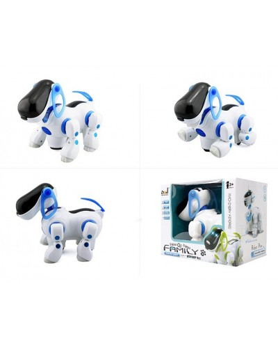 Интерактивное животное 09-839 батар., муз., в коробке 21*13*13см