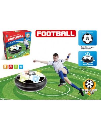 Игра аэрофутбол 789-32 в коробке 11,6*11,6*5,6см