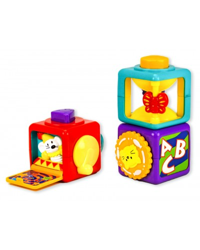 Муз разв. игрушка JL-8871 логика, развитие моторики, в коробке 21,5*11*19,5 см