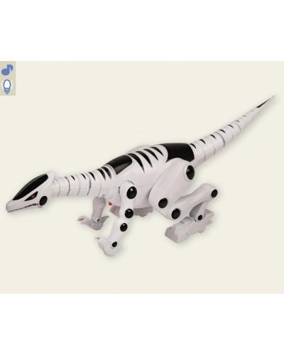 Интерактивное животное  D104 Динозавр, свет, звук, в коробке 41*10,5*12,5см