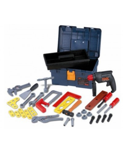 Набор инструментов T106D в чемодане 30*20*15см