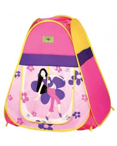 """Палатка 8131 """"Домик"""", в пакете 36*34*65см /размер изделия 82*82*92см/"""