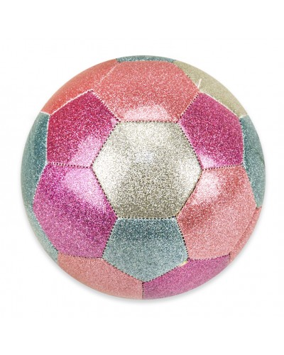 Мяч футбол FB190804 №5, PVC, 320 грамм, цветной