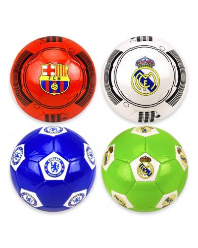 Мяч футбол FB190810 №3, PVC, 160 грамм, 4 цвета