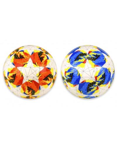 Мяч футбол FB190801 №5, PVC, 320 грамм, 2 цвета