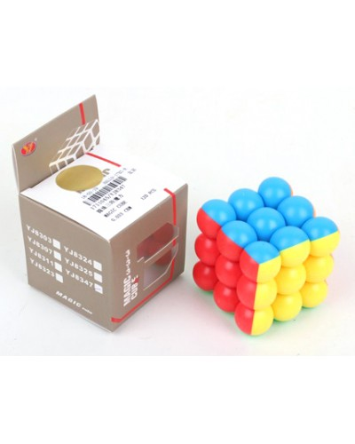 Кубик логика YJ8347 (1711045) 3*3, в коробке 6,5*6,5*6,5см