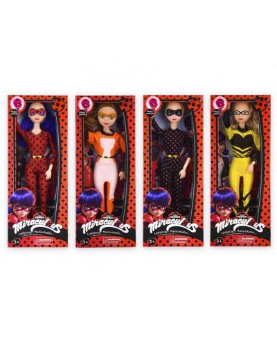 """Кукла """"M"""" LT726C (1861760) 4 вида, р-р игрушки – 30 см, в кор. 12*4,5*31 см"""