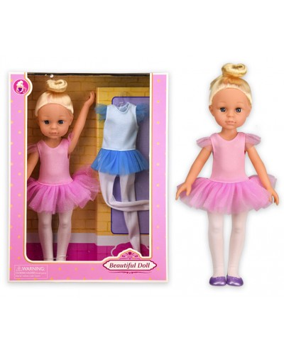 """Кукла """"Балерина"""" SY010-2 (1897371) одежда, р-р игрушки – 31 см, в кор. 26*8*34,5 см"""