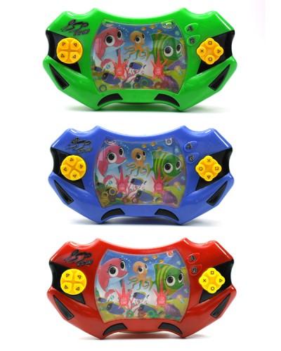 Водная игра 2658H Колечки, в пакет, размер игрушки - 16*8см