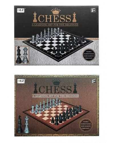 Шахматы 99300/99301  2 вида, в кор. 37*26,8*6см