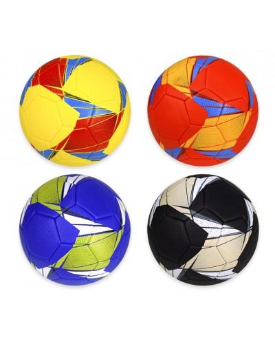Мяч футбольный FB20140 № 5, PU, 350 грамм, MIX 4 цвета