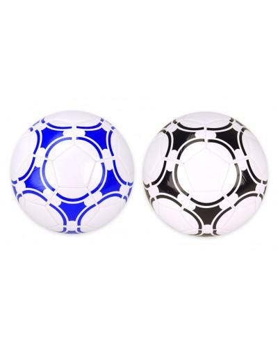 Мяч футбольный FB20129  №5, PU, 2 цвета, 310 грамм