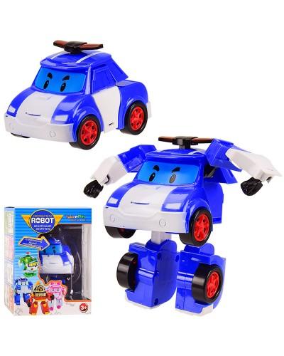 Трансформер 83608B р-р игрушки 13,9*11,1см, в коробке 15,1*11,1*10см