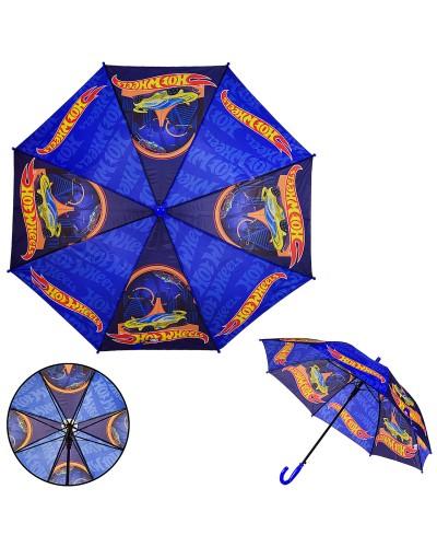 Детский зонт Hot Wheels PL8208 полиэстер, р-р трости – 67 см, диаметр в раскрытом виде – 86 см