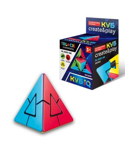 Кубик логика iblock PL-920-46 в коробке 12*8, 5*8, 5 см