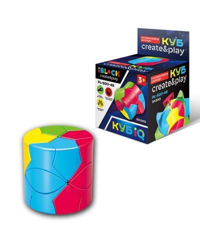 Кубик логика iblock PL-920-45 в коробке 9,5*6,5*6,5 см