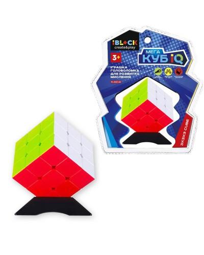 Кубик логика iblock PL-920-42  на планшетке 18,7*16,5*8,5 см