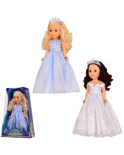 Кукла  Shine PL-520-1805N 2 вида,озвуч.укр.яз., кукла 45 см, в кор. 33*13*51 см